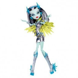 Mattel Monster High Superhrdinka Frankie Stein