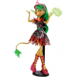 Mattel Monster High Freak Du Chic Jinafire Long