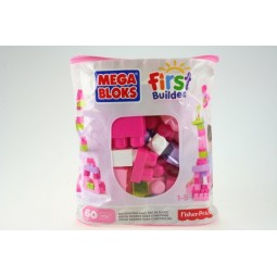 Mattel MegaBloks First Builders Big Building Bag Girls