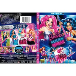 DVD Barbie Rock´n´Royals