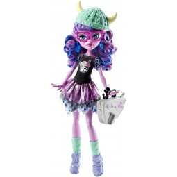 Mattel Monster High z Boo Yorku Kjersti Trollson