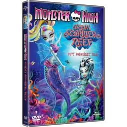 DVD Monster High Nový podmořský film