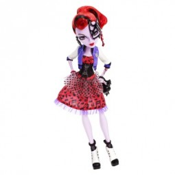 Mattel Monster High Příšerka Operetta
